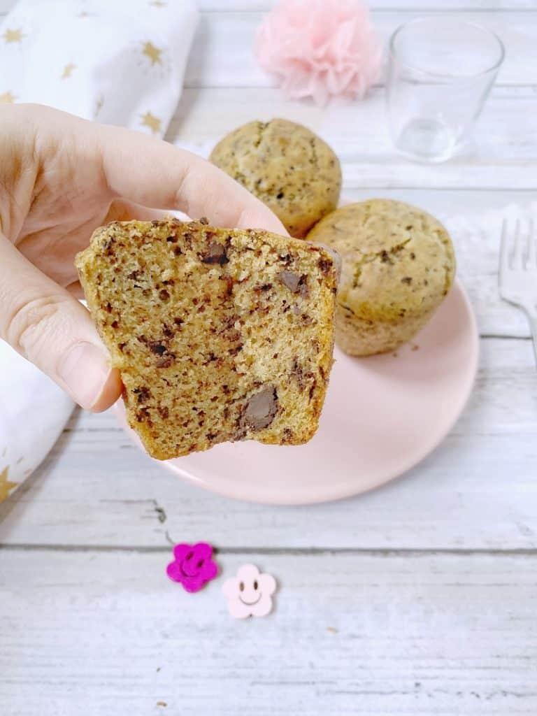 Un Sourire aux Lèvres / Muffins sans gluten, sans lactose et sans oeuf