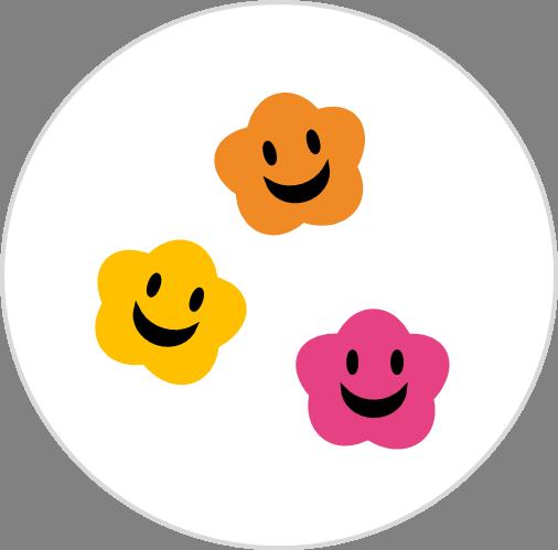 Un Sourire aux Lèvres / Ou comment rester de bonne humeur malgré la maladie et les épreuves