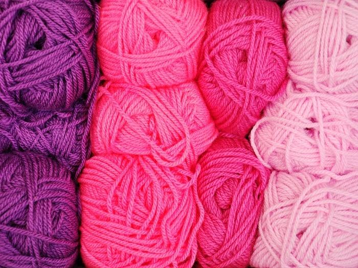 Et si vous appreniez à tricoter pour vous occuper quand vous êtes malade ? / Un Sourire aux Lèvres
