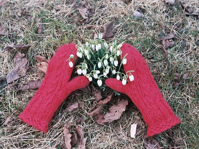 Et si vous vous mettiez à tricoter pour vous occuper quand vous êtes malade ? / Un Sourire aux Lèvres