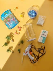Des boules d'été DIY pour apporter un peu de soleil dans votre déco et vous occuper pendant votre convalescence - DIY facile / Un Sourire aux Lèvres